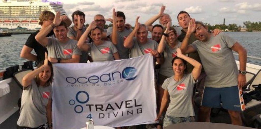 Viaje en grupo bahamas