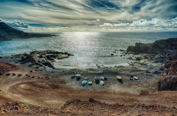 Lanzarote playa – 600×392