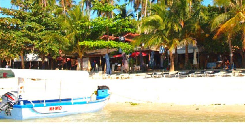 Alona Beach Filipinas