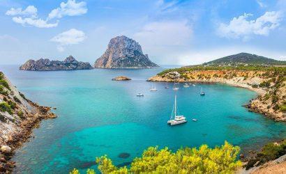 Semana de navegación por ibiza y formentera en un catamarán