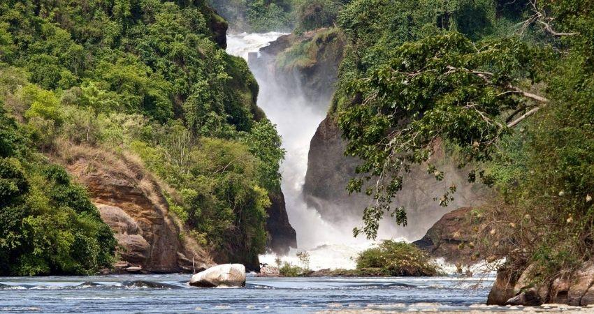 Uganda viaje
