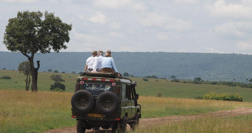 viaje safari